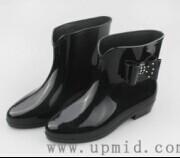 华中上PVC雨鞋