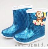 华中上儿童雨鞋