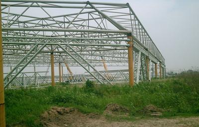 花卉等养殖; 2,无锡钢结构大棚钢材质地均匀