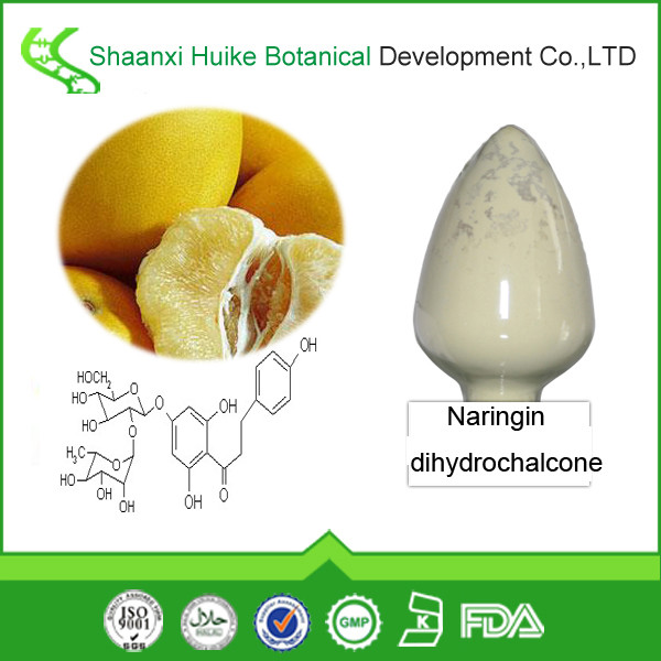 100% Natural  Naringin Dihydrochalcone 98% for sweeteners