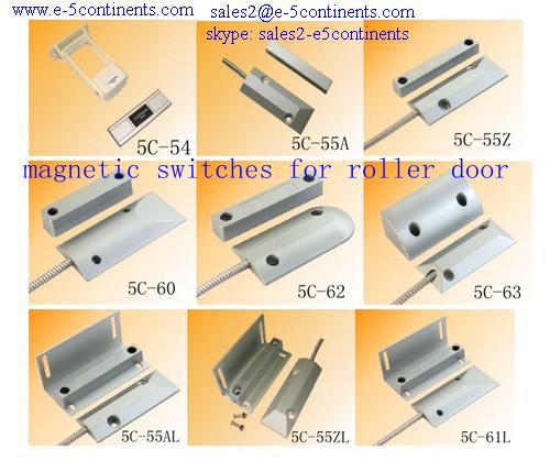 magnetic switch for roller door 5C-55ZL