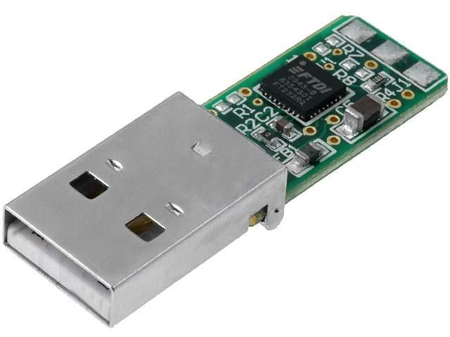 ftdi电缆组件ttl-232r-5v-pcb