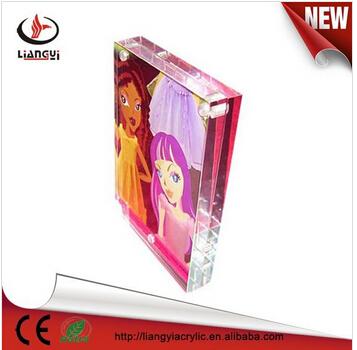 2014 new style fashion acrylic photo frame supplier