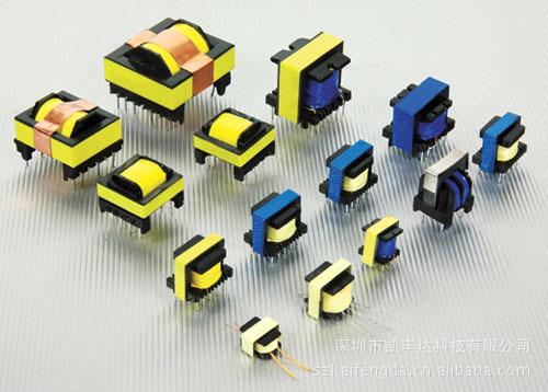 EE13高频变压器电感 5W 5V1A高频变压器 定做变压器 来
