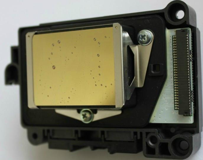 弱溶剂写真机喷头漏墨