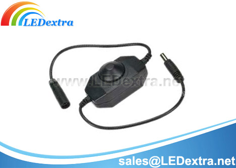 LED Dimmer with DC Cable