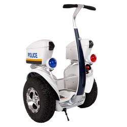 Wuhan Haoxing Electric self-balance Patrol Vehicle