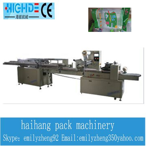 Customized disposable plastic cup auto packing   equipment