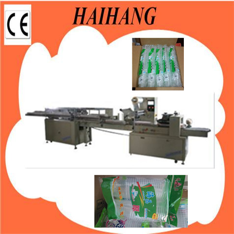 tableware cup auto package  machine manufacture