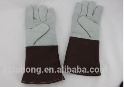 FUHONGWO-1022 电焊手套1.8$ 价格:1.8元/双