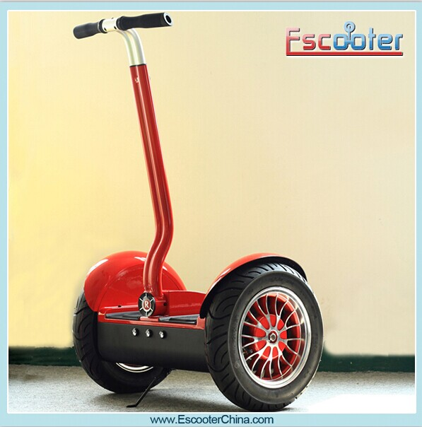 Smart and Power Electric Segway Scooter with Two Wheel (ESIII)