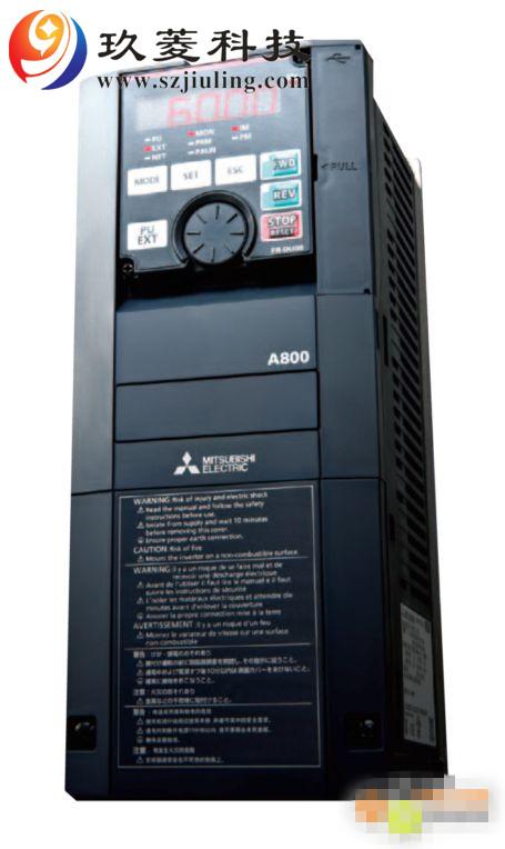 新款三菱变频器fr-a840-00470