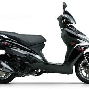豪爵铃木vr150 hj150踏板摩托车 价格:4000元/辆