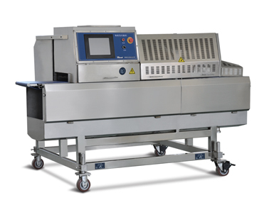 China Chicken Meat Intelligent Portion Cutter CUT28-II