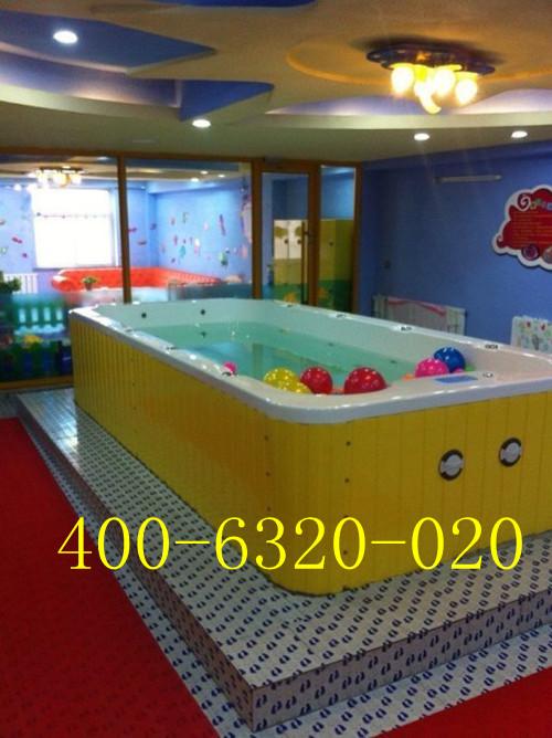 河北水育早教儿童水上乐园室内游泳池厂家供