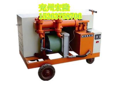 gzjb液压双液注浆泵图片