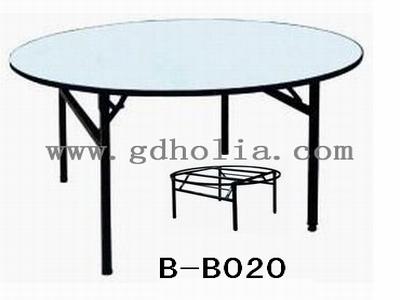 折叠餐桌,pcv宴会桌,酒店圆桌,广东酒店家具厂 价格
